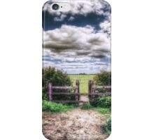 Over the Stile iPhone Case/Skin