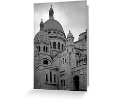 Paris Architecture II Greeting Card