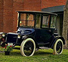 1917 Detroit Electric Model 68 by TeeMack