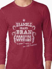 Bramble Brand Bran Cookies! Long Sleeve T-Shirt