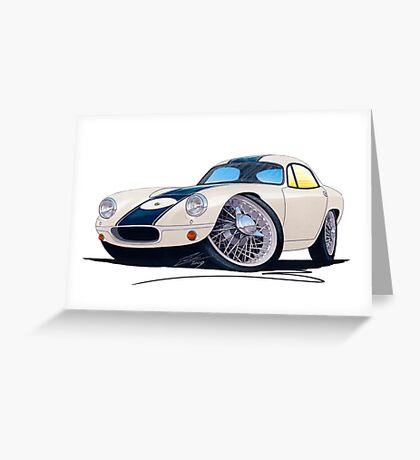 Lotus Elite Racer Greeting Card