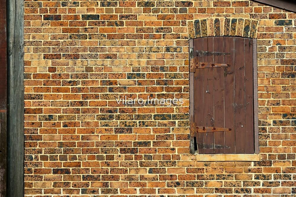 Door or Window? by vilaro Images