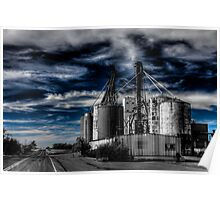 Coffey Grain Inc. Poster