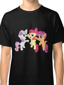 Cutie Mark Crusaders Classic T-Shirt
