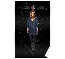 Dr who-Clara Oswald  Poster