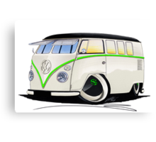 VW Splitty (11 Window) RB Canvas Print