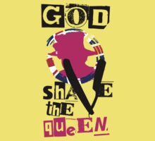 God shave the queen (I've been in London, episode 1) by pepefo