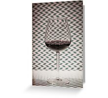Day 6 - Thirsty Thursday - Shiraz Greeting Card