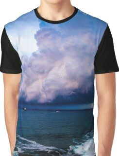 Cotton candy clouds Part II Graphic T-Shirt