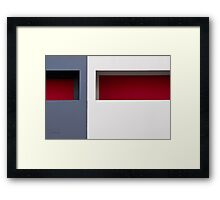 Abstract Adelaide 5 Framed Print