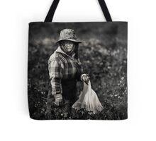 Herb Picker, Australia Tote Bag