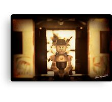 Pharaoh's Nemes Canvas Print