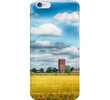 Finedon Water Tower iPhone Case/Skin