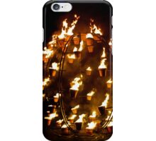 Ball of fire pots iPhone Case/Skin