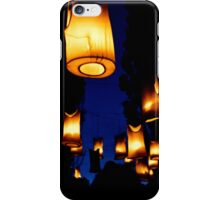 Avenue of Lanterns iPhone Case/Skin