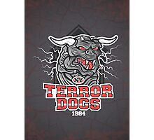 NY Terror Dogs Photographic Print