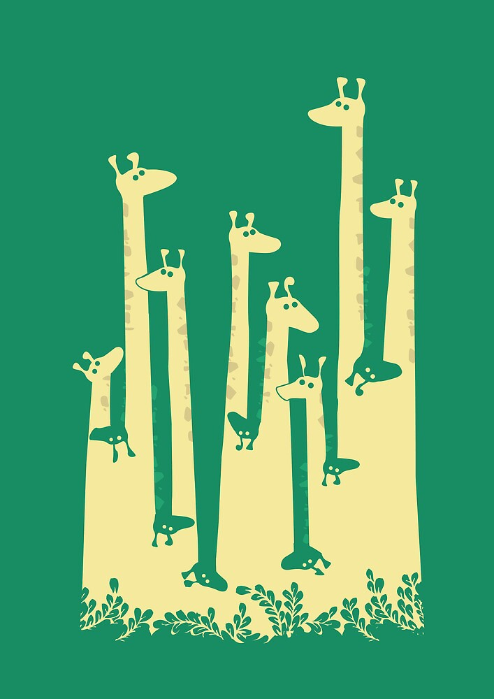 Such A great height by Budi Kwan