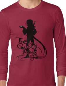The Goblin King Long Sleeve T-Shirt