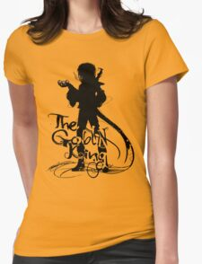 The Goblin King Womens Fitted T-Shirt