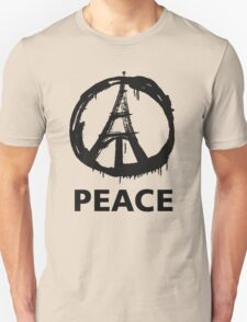 eiffel peace T-Shirt