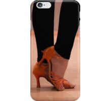 Woman Dance shoes iPhone Case/Skin
