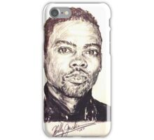 Chris Rock iPhone Case/Skin