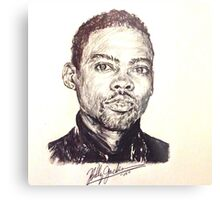 Chris Rock Metal Print