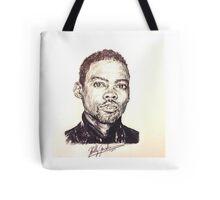 Chris Rock Tote Bag