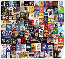 Musicals!!! (improved) Poster