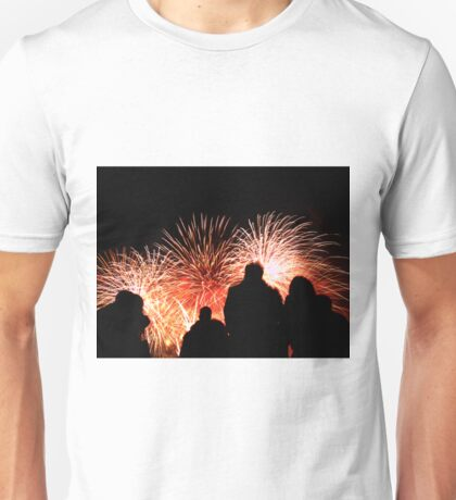 Guy Fawkes Fireworks II Unisex T-Shirt