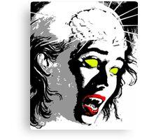 The Brain Eaters Canvas Print