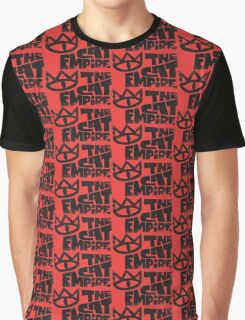 The Cat Empire band logo Graphic T-Shirt