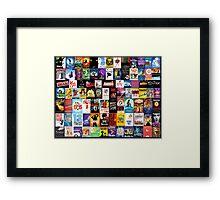 MUSICALS!!! (2) Framed Print