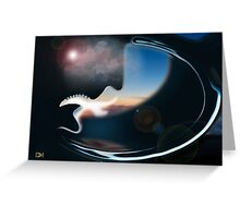 What dreams may come Greeting Card