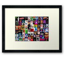 Musicals!!! Framed Print