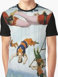Gay Swingers Guarantee To Make Your Day A Pleasure Graphic T-Shirt