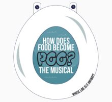 How does food  become poo? by diannamv4