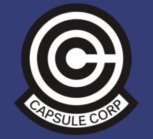 CAPSULE CORP (Small Version) by chester92