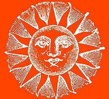 Vintage Sun by monsterplanet