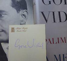 Gore Vidal Remembered 1925-2012 by Fara