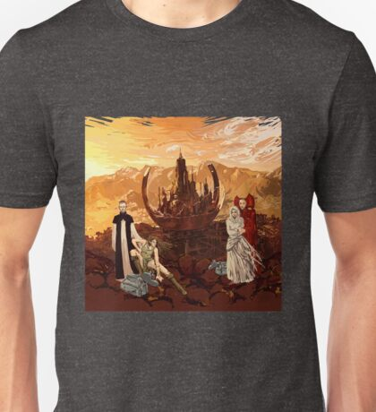 OT4: Citadel down Unisex T-Shirt