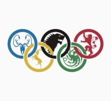 Game of Thrones - Olympics by phigisus