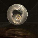 Fractal Art - Reflected Spheres by PaulBradley
