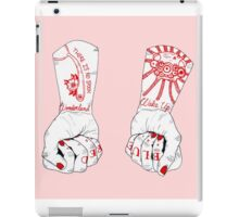Blue Pill or Red Pill iPad Case/Skin