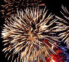Fireworks by Eva Kato
