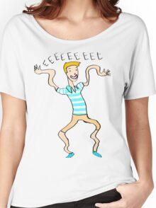 EEEEEEEE! Women's Relaxed Fit T-Shirt