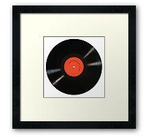 I Like Vinyl Framed Print
