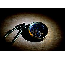 New compass of Jack Sparrow Photographic Print