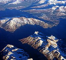 Colorado Rocky Mountains PLANET eARTh by Bo Insogna