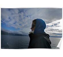 Conquest Lofoten Island - Captain Evita KittyCat. july 2012. Poster